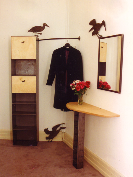 1995 ulrike obenauer. Black Bedroom Furniture Sets. Home Design Ideas